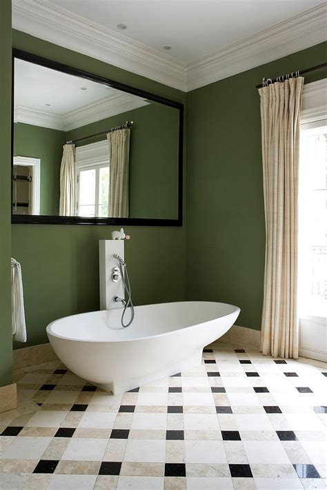 bathroom color palette ideas 20 refreshing bathrooms with a splash of green
