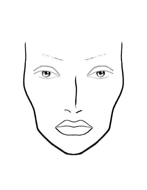 makeup face charts sister isadora knocking