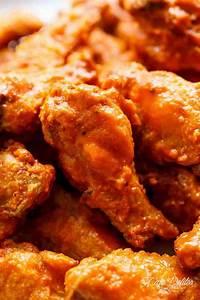 Crispy Buffalo Chicken Wings  Baked