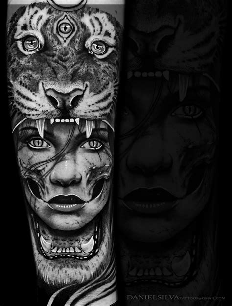 Pin de Daniel Silva Tattoos em DanielSilvaTattoos