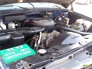 1993 Chevrolet Suburban K1500 4x4 5 7 Liter Ohv 16