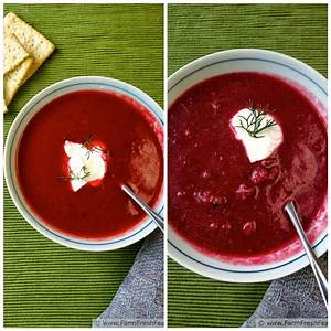 Farm Fresh Feasts: Potato, Beet, and Leek Soup (And How To ...