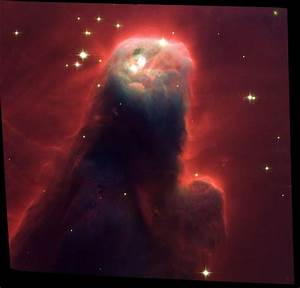 File:Cone Nebula (NGC 2264) Star-Forming Pillar of Gas and ...