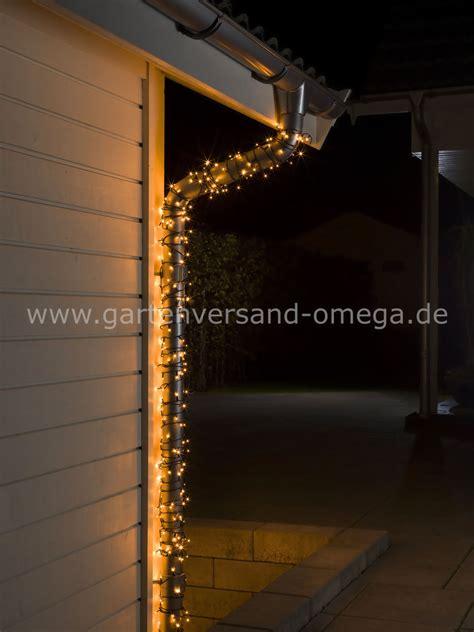 Lichterkette Für Balkongeländer by Bernsteinfarbene Micro Led Lichterkette F 252 R Au 223 En