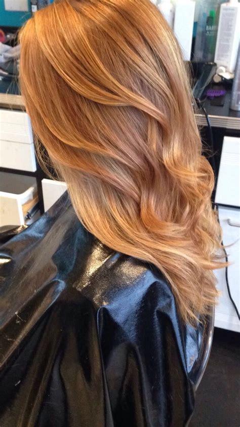 Best 25 Ginger Blonde Hair Ideas On Pinterest