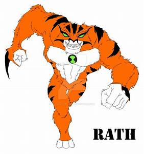 Rath Cometh - Colored by BloodWolfGurl on DeviantArt
