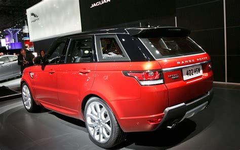 2018 Land Rover Range Rover Sport Autobiography Top Auto