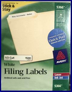 7 best images of avery 5366 printable avery file folder With avery file folder labels 5366