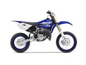 Yamaha Motocross Bikes, 2018