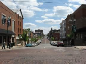 Downtown Athens Ohio