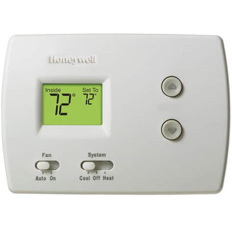 th3110d1008 honeywell th3110d1008 pro non programmable 1h 1c standard display thermostat