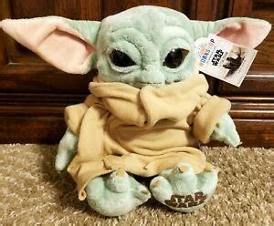 Build a Bear The Child Baby Yoda Mandalorian Star Wars 5 ...