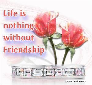 Vänskap är vackert