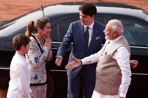 justin trudeau  entertaining indians   bollywood