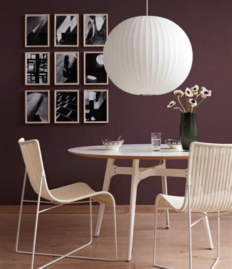 Wohnen Und Einrichten Mit Braun  Wandfarben, Möbel Und