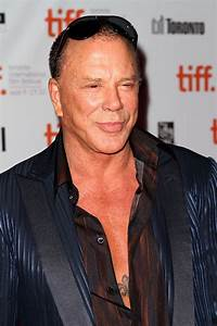 Mickey Rourke Signs With APA | Hollywood Reporter