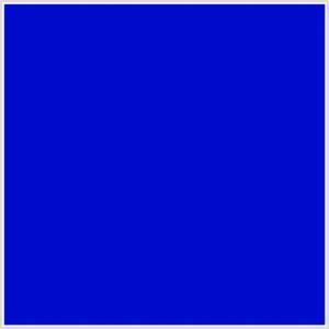 #000CCC Hex Color | RGB: 0, 12, 204 | BLUE, DARK BLUE