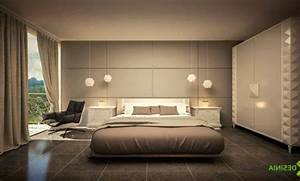emejing chambre coucher moderne pictures seiunkelus With les chambres a coucher