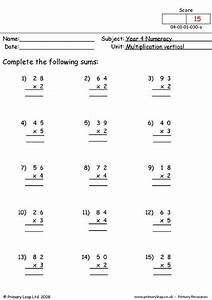 Perfect Your Resume Basic Multiplication Worksheets Educational
