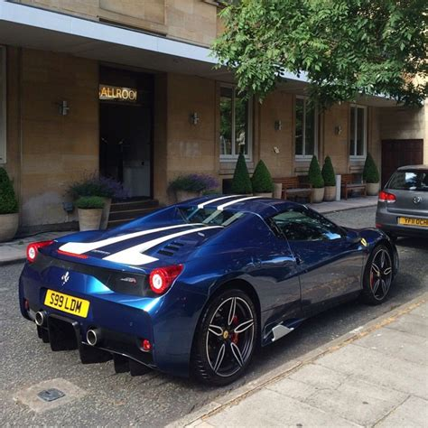 The tour de france was first held back in july 1903 and theres been a total of 105 editions as of last year. Ferrari 458 Speciale Aperta painted in Tour De France Blue ...