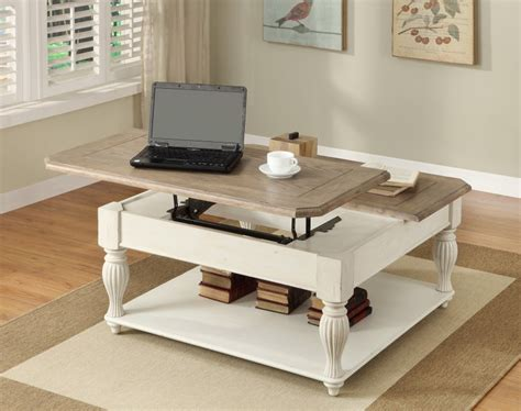 Coffee Table Fresh Collection Of Solid Wood Lift Top