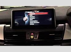 BMW F45 Active Tourer Navigation Plus Retrofitted YouTube