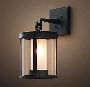 Outdoor light restoration hardware quentin pendant