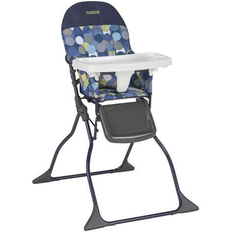 cosco simple fold high chair comet baby baby gear