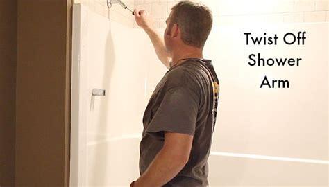 How To Remove Fiberglass Shower - how to remove a fiberglass bathtub and surround in 60