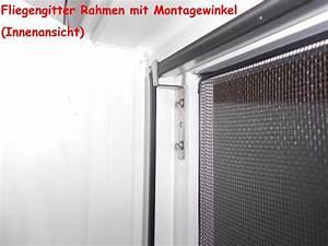 Fliegengitter Mit Rahmen : alu fliegengitter insektenschutz fenster 190x220cm rahmen ~ A.2002-acura-tl-radio.info Haus und Dekorationen