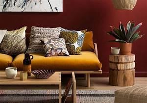 Orange Vert Quel Couleur : quelles couleurs associer au jaune moutarde elle d coration ~ Dallasstarsshop.com Idées de Décoration