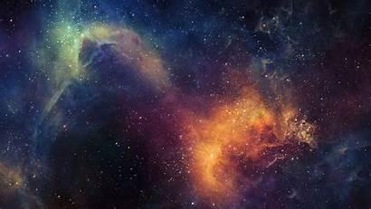 Space Nebula 2k Wallpapers Desktop Backgrounds Digital