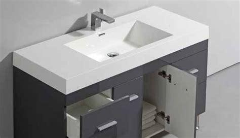 meubles lave mains robinetteries meubles sdb meuble de salle de bain 100 cm hora 1000 blanc