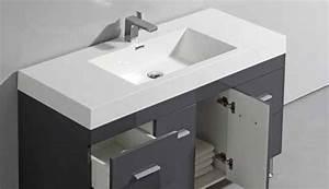 meubles lave mains robinetteries meuble sdb meuble de With porte d entrée pvc avec lavabo salle bain
