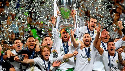 Arrollador Real Madrid, es el Monarca de la Champions League