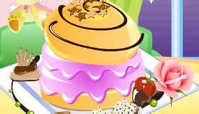 jeux de cuisine de glace gâteau glacé jeu de glace jeux 2 cuisine