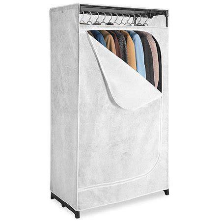 walmart portable closet whitmor white 36 inch clothes closet walmart