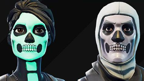Skull Trooper Skin Is Finally Back In Fortnite And You Can