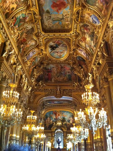 Why You Won't Want To Miss Opera Garnier  The Wanderbug