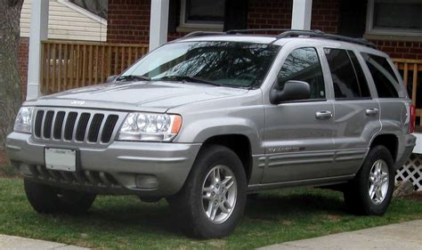 cherokee jeep 2003 2003 jeep grand cherokee information and photos