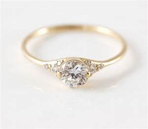 best 25 delicate engagement ring ideas on pinterest With delicate wedding rings