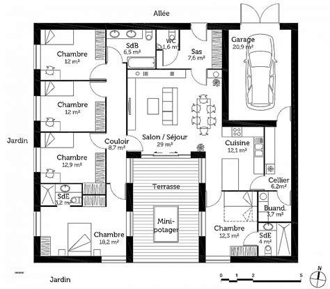 plan maison 120m2 3 chambres chambre plan maison 120m2 3 chambres hd wallpaper