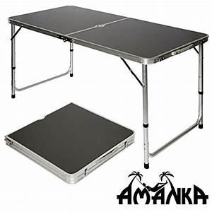 Table Pliante De Camping : amanka table de camping portable table 4 tabourets pliante en ma ~ Melissatoandfro.com Idées de Décoration