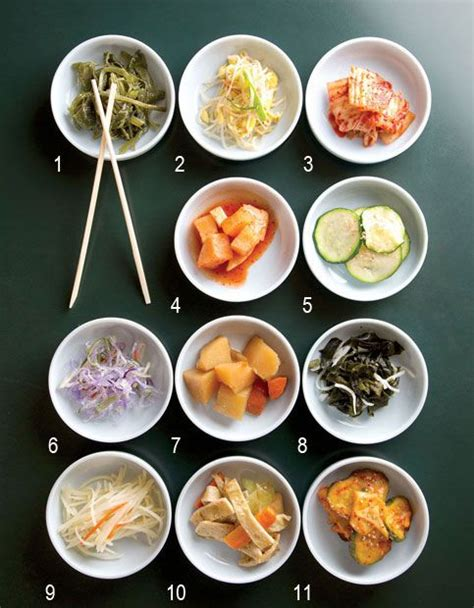 101 best side dishes guide korean banchan 101 korean dining timers are