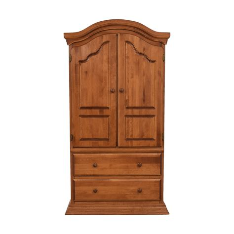 Buy Clothing Armoire by Name Brand Wardrobes Armoires On Sale