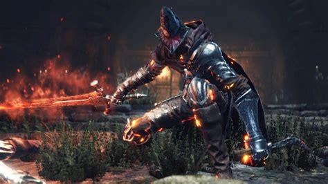 Soul Of Cinder Wallpaper Dark Souls 3 Abyss Watchers Boss Fight 4k 60fps Youtube