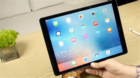 ipad pro video review imore
