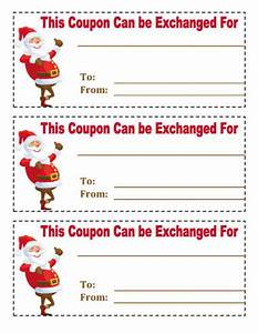 21 free printable christmas coupons With christmas letters from santa discount code