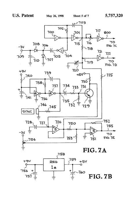 patent us5757320 short range ultra wideband radar with