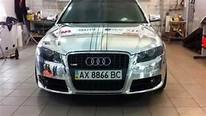 Audi A4 Chrom Spiegel : audi a4 chrome www restyling ua youtube ~ Jslefanu.com Haus und Dekorationen